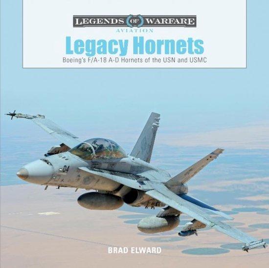 Boek cover Legacy Hornets van Brad Elward (Hardcover)