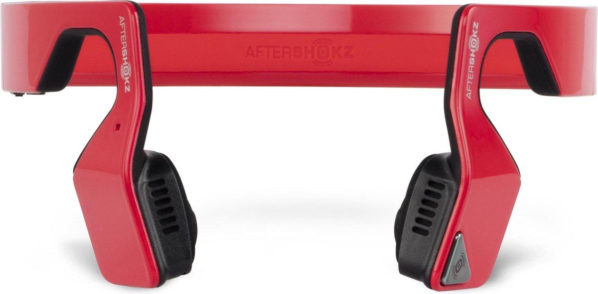 Aftershokz Bluez 2S - Rood kopen