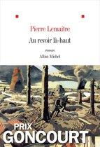 Boek cover Au revoir là-haut van Pierre Lemaître