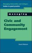 Managing Civic and Community Engagement