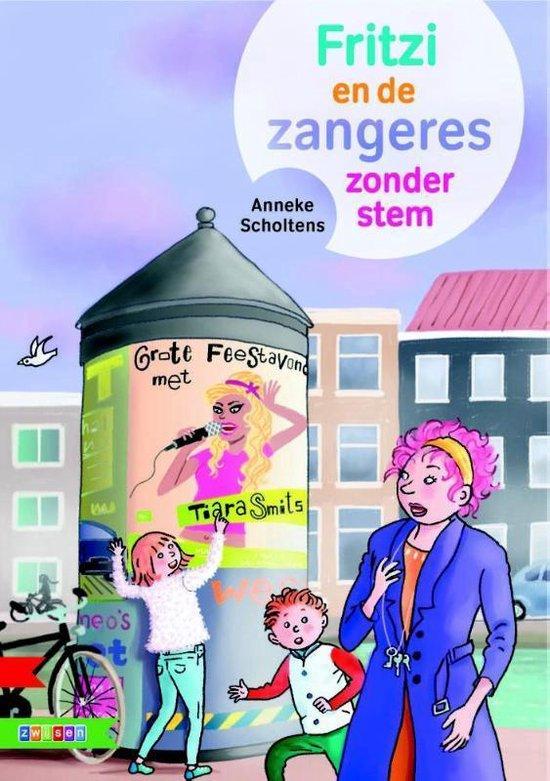 Bolleboos - Fritzi en de zangeres zonder stem - Anneke Scholtens  