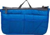 Bag in bag hand tas organizer – houd uw (hand) tas netjes en geordend! - 28cm * 9cm * 16.5cm - donkerblauw
