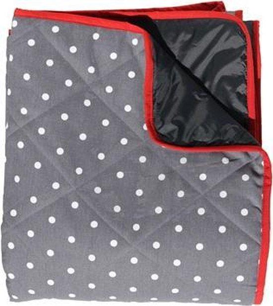 Just a Joy Picknickkleed - Gewatteerd - 180 x140