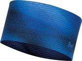 BUFF® Coolnet Uv+ Headband Spiral Blue - Hoofdband