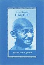 Wereld volgens gandhi