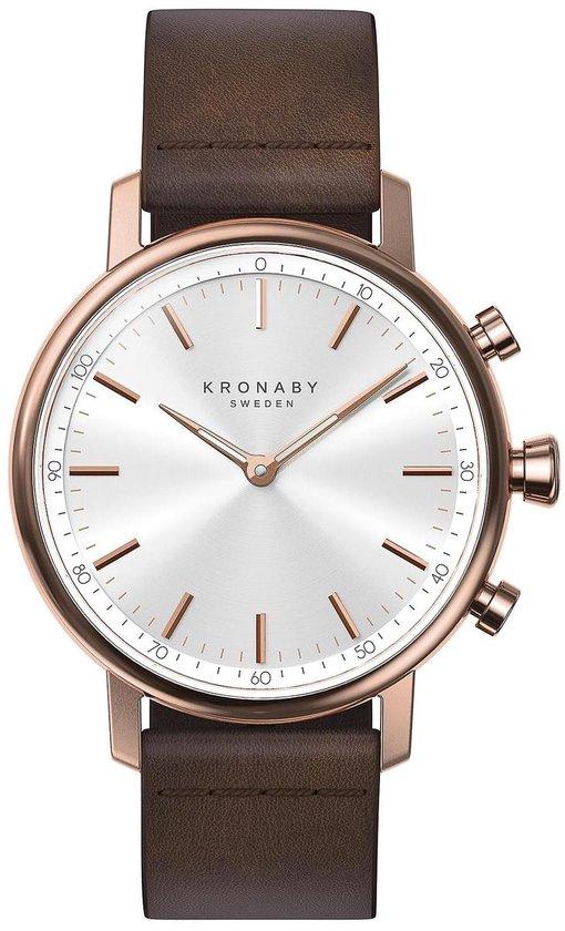 Horologe Kronaby A1000-1401 Analoog Quartz