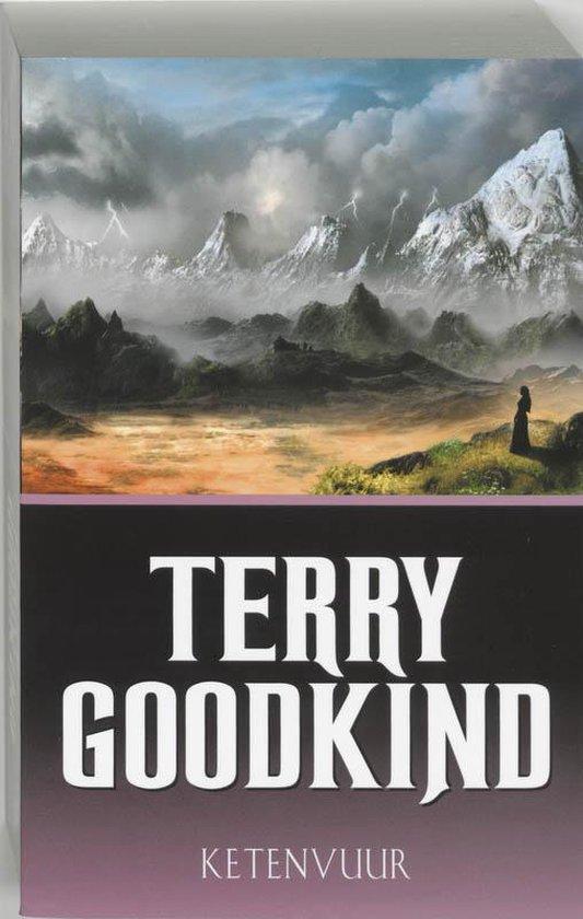 De Wetten van de Magie - negende wet: Ketenvuur - Terry Goodkind |