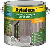 Xyladecor Vergrijsd Effect Houtbeits - Grijs - 1L