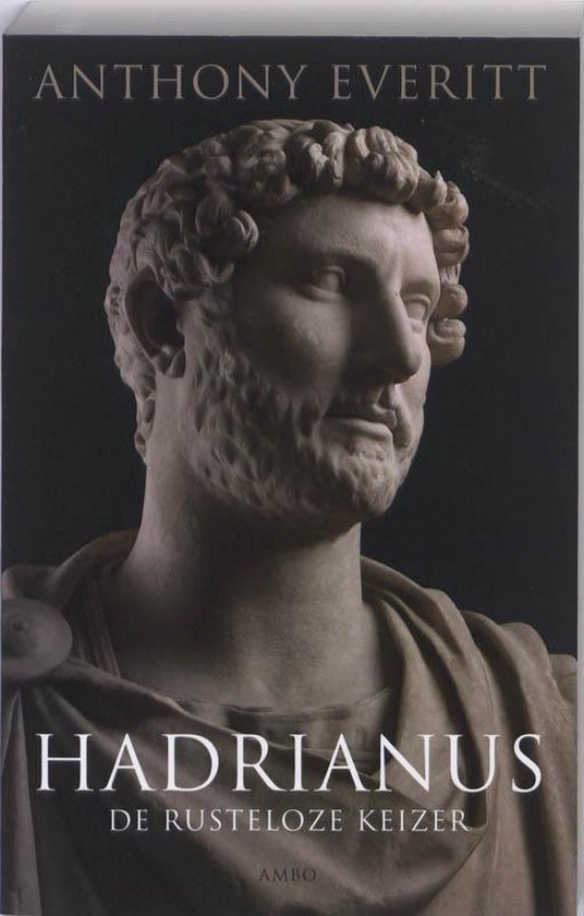 Boek cover Hadrianus van Anthony Everitt (Paperback)