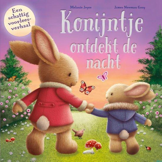 Boek cover Konijntje ontdekt de nacht van Melanie Joyce (Paperback)