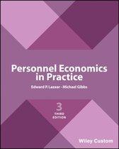 Boek cover Personnel Economics in Practice van Edward P. Lazear (Paperback)