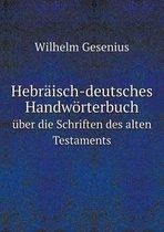 Hebraisch-Deutsches Handworterbuch Uber Die Schriften Des Alten Testaments