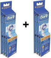 Oral-B - Precision Clean opzetborstels - 20 stuks