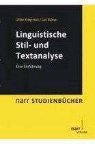 Linguistische Stil- und Textanalyse