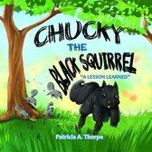 Chucky the Black Squirrel