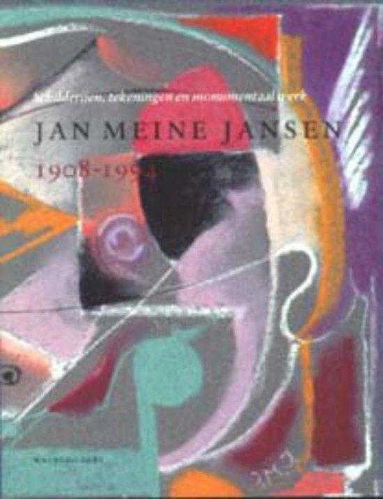 Jan Meine Jansen, 1908-1994 - Martine Stroo |