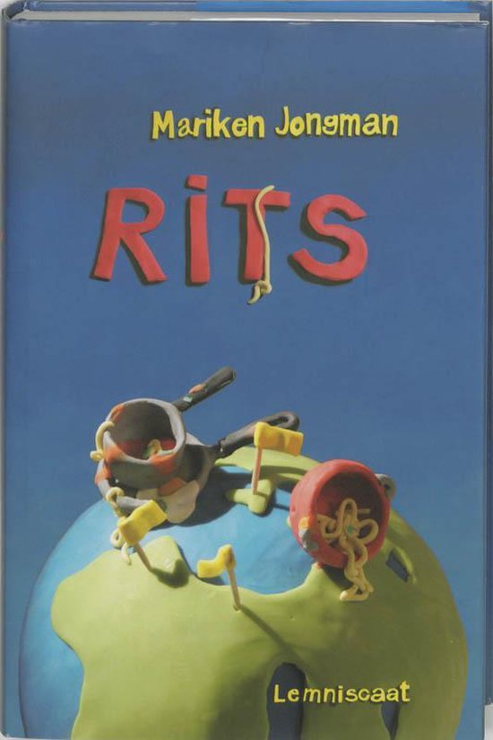 Rits - Mariken Jongman pdf epub