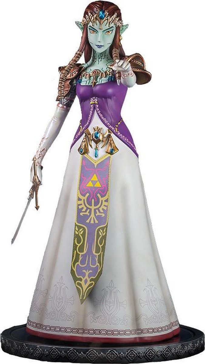 THE LEGEND OF ZELDA - Twilight Princess : Ganon's Muppet Statue