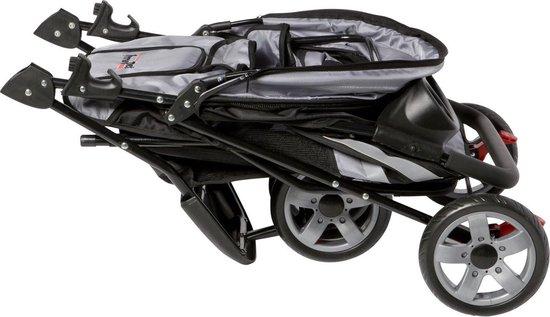 Innopet Buggy All Terrain - Zwart/Zilver