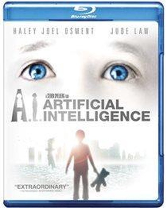 Cover van de film 'A.I.'