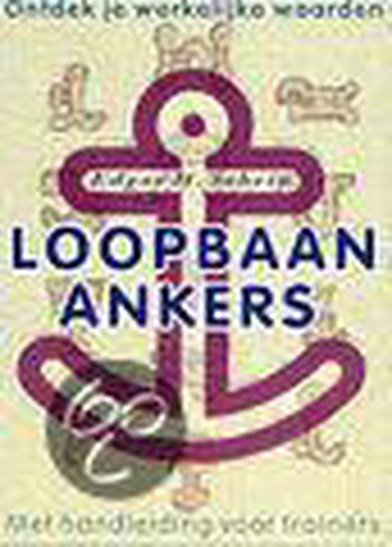Loopbaan-ankers - E.H. Schein |