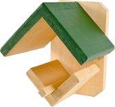 CJ Wildbird Pindakaaspot vogelvoederhuisje - Groen/Bruin