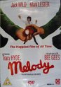 "Bee Gees Movie DVD ""Melody"" 1971 ( ZEER ZELDZAAM )"