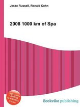 2008 1000 Km of Spa