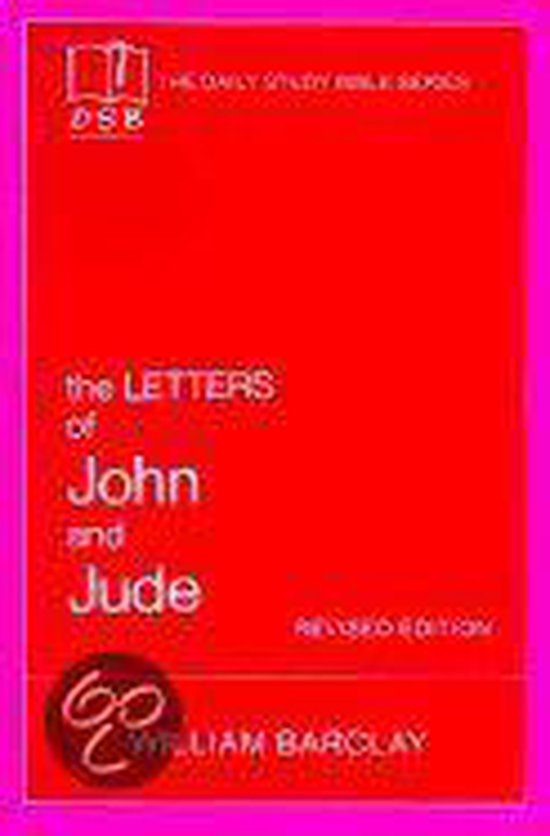 Boek cover The Letters of John and Jude van William Barclay (Paperback)