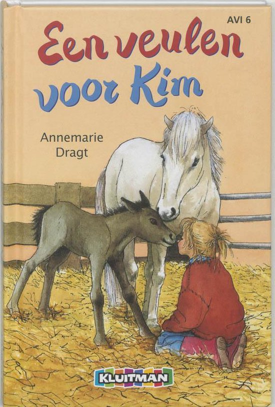 Een veulen voor Kim - Annemarie Dragt pdf epub