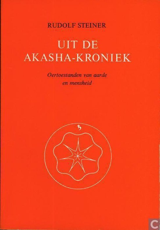 Boek cover Uit de akasha-kroniek van Rudolf Steiner (Paperback)