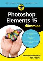 Voor Dummies - Photoshop Elements 15 voor Dummies