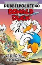 Donald Duck Dubbelpocket 40 - De koelbloedige Donaldakis