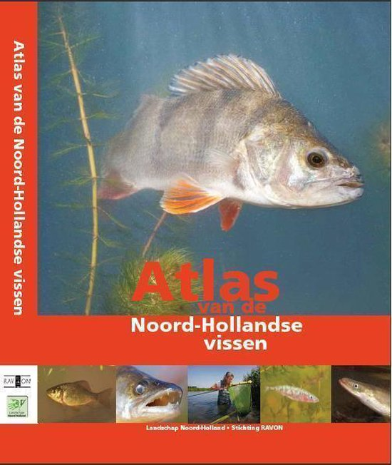 Atlas van de Noord-Hollandse vissen - Jelger Herder |
