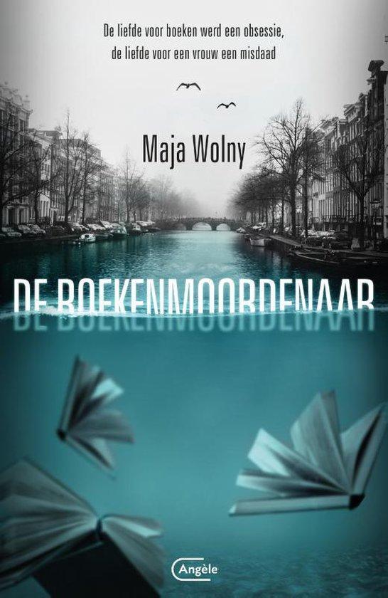 De boekenmoordenaar - Maja Wolny   Fthsonline.com