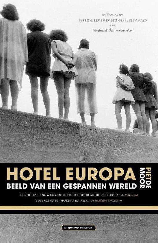 Boek cover Hotel Europa van Piet de Moor (Paperback)