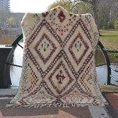 Berber Kleed |Beni Ouarain Vintage | Beni Ouarain Outlet - 250 x 150