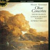 Mozart; Krommer: Oboe Concertos / Francis, Shelley, London Mozart Players