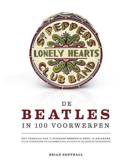 De Beatles in 100 voorwerpen - Brian Southall |