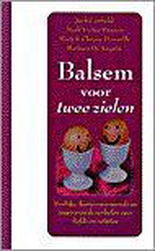 BALSEM VOOR TWEE ZIELEN - Canfield |
