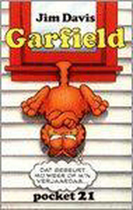GARFIELD 21 GARFIELD GENIET ERVAN - Jim Davis |