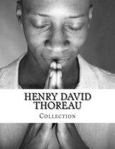 Henry David Thoreau, Collection