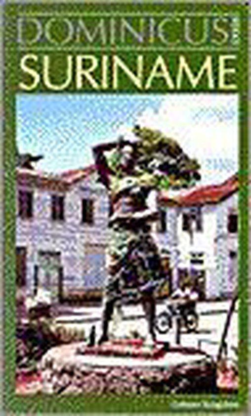 Dominicus Suriname - Jeannette van Bodegraven pdf epub