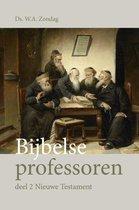 Het Nieuwe Testament 2 -   Bijbelse professoren