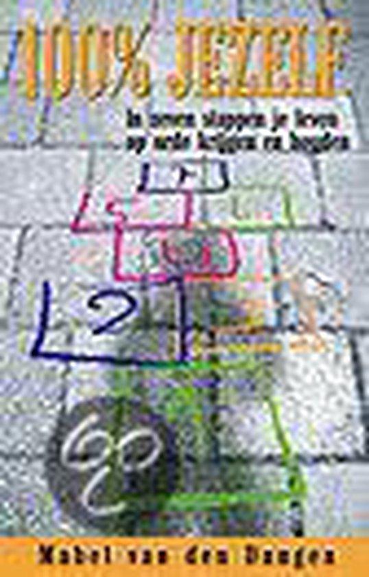 Cover van het boek '100% Jezelf' van Mabel van den Dungen