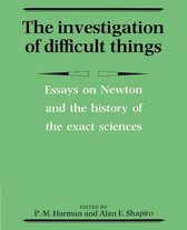 The Investigation of Difficult Things