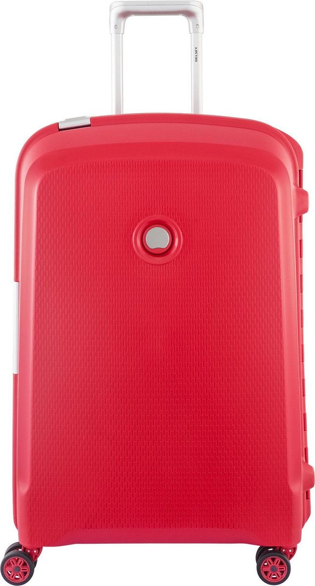 Delsey Belfort Plus - Reiskoffer - 70 cm - Rood kopen