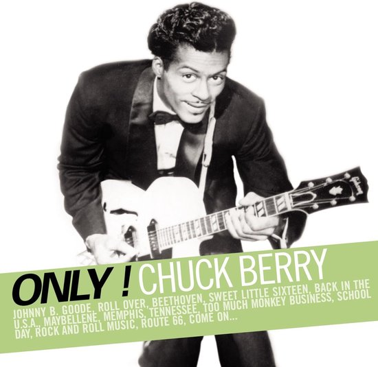 Only Chuck Berry !