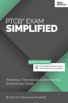 PTCB Exam Simplified, 3rd Edition