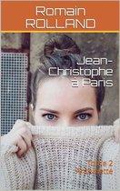 Jean-Christophe à Paris Tome 2 Antoinette